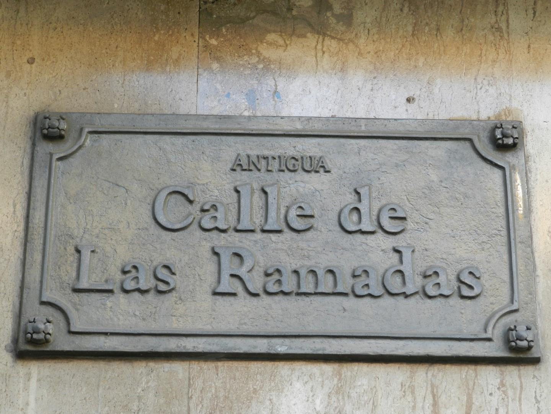 Calle de Las Ramadas