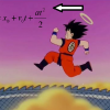 Física de Dragon Ball