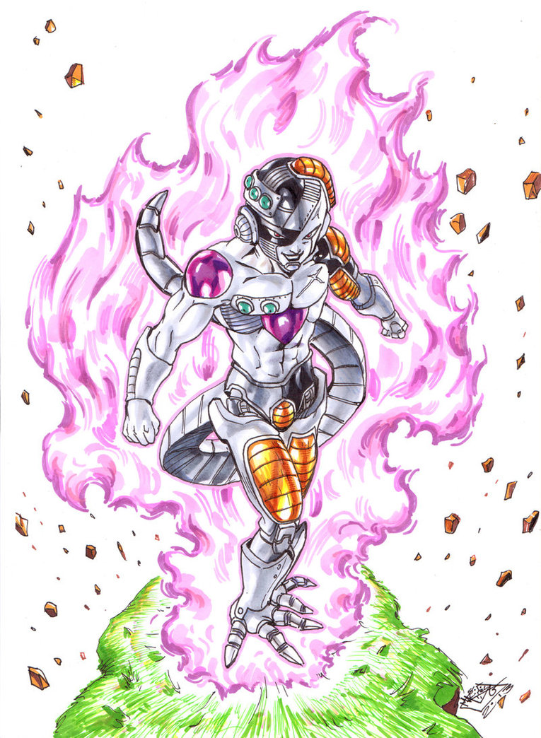 mecha_freeza__by_matiassoto-d6we0le