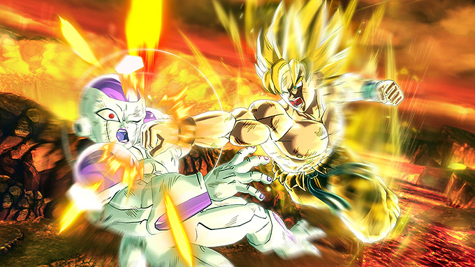 super-saiyan-goku-versus-vegeta-dragon-ball-xenoverse